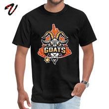 Big Thunder Mountain Goats Designer Custom T Shirt Fall Pure Cotton Initial D Rick & Morty T-shirts for Men Tee Shirts