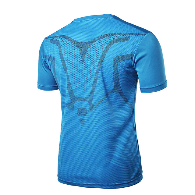 Men's T-Shirt for Fitness and Sports