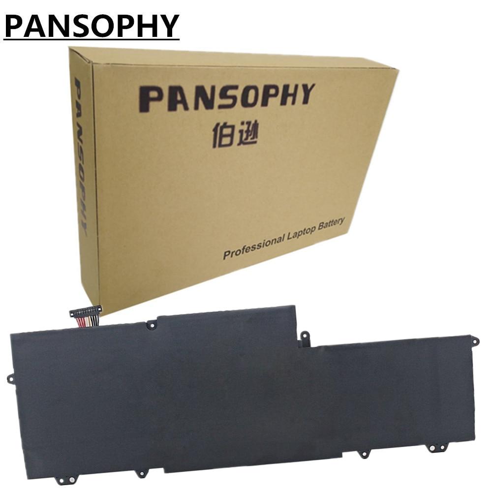 PANSOPHY 6520mAh 7.4V 48WH Laptop Battery For ASUS VivoBook U38N UX32 Zenbook UX32VD UX32A C23-UX32