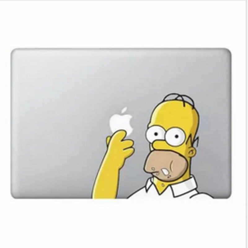 جديد مضحك تصميم محمول ملصق لابل كمبيوتر صغير هوائي ماك بوك برو الشبكية 13 15.4 11 12 ماك الفينيل كمبيوتر محمول الجلد ملصق لاصق لامع ورائع