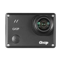 GitUp Git2P Action Camera Panas0nic Sensor 16MP 2160P Sport 90 Degree Lens FOV Pro Edition Support