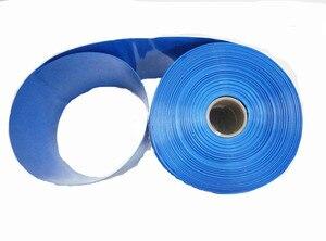 Rurka termokurczliwa z PVC 2M rurka termokurczliwa z pokrywą baterii różne specyfikacje 18650 folia termokurczliwa z izolacją termokurczliwą