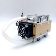 SXDOOL small DIY TEC Peltier semiconductor refrigerator water cooling air condition Movement for refrigeration and fan