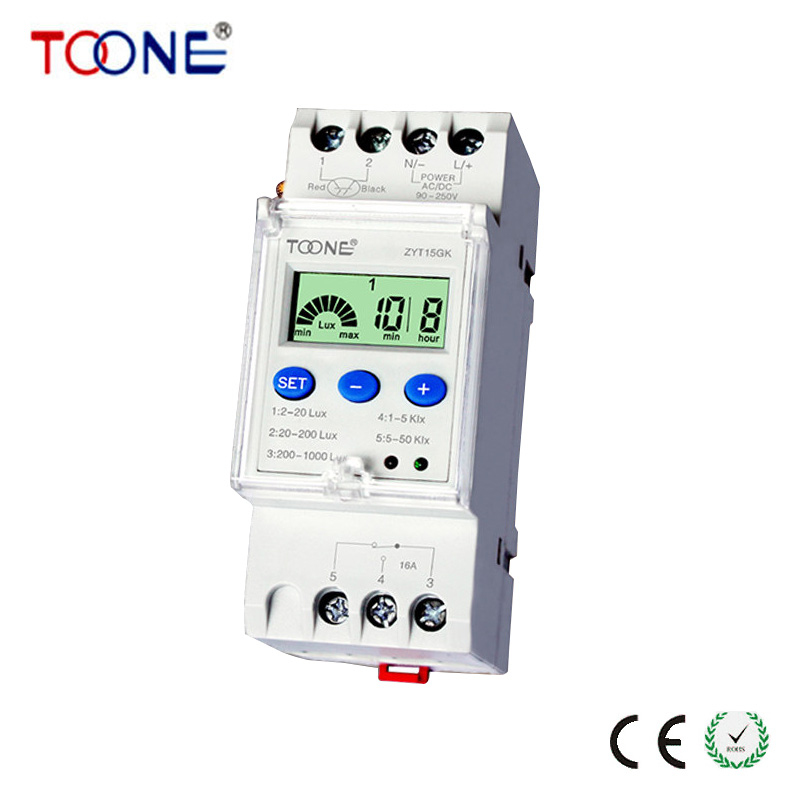 Intelligent Light Control Switch Can Delay Time Sense Time switch ...