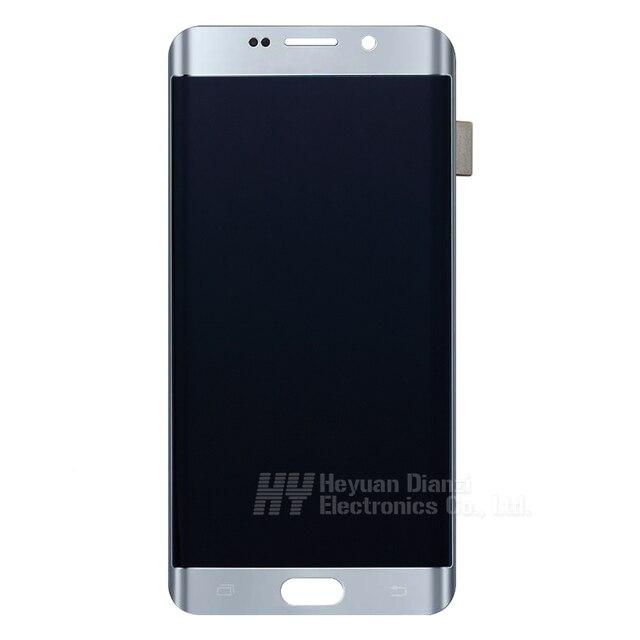 100% Original test good work for Samsung Galaxy S6 Edge Plus g928f g928v G928a G928p g928fd LCD display touch screen Digitizer