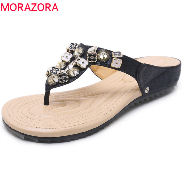 1688e116a5d7 MORAZORA-2018-new-arrival-outside-women-slippers-simple-sweet-summer-shoes -comfortable-flat-flip-flops-big.jpg 640x640.jpg