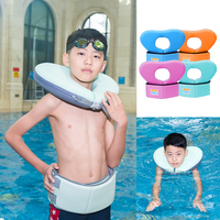 High Quality Safety Kids Without Inflatable Floating Neck Ring Round Floating Ring Baby Swimming Pool Accessories