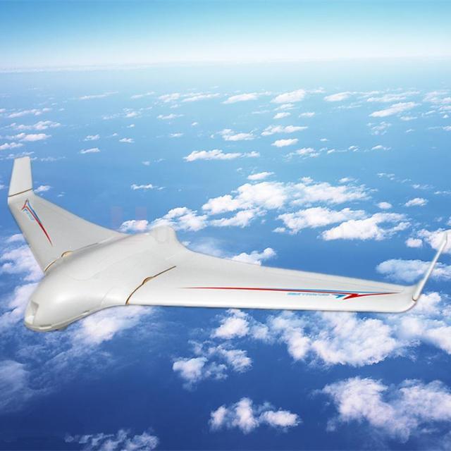 Skywalker X8 Weiß Uav Nurflügler 2 Meter Epo Große Fliegen Flügel