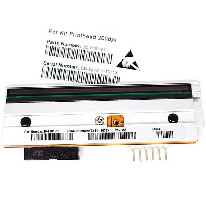 PHD20-2181-01 cabeça de impressão Da Cabeça De Impressão térmica Para Datamax i4208 I-4208 4208 4206 i4206 203dpi Impressoras de código de Barras Térmica