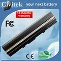 aptop battery for Asus Eee PC 1201 1201HA 1201N 1201T UL20 UL20A UL20G UL20VT UL20FT 90-NX62B2000Y A32-UL20  11.25V