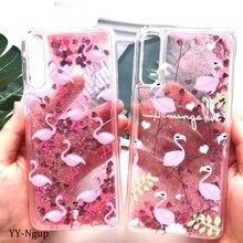 Glitter Case for Etui Samsung Galaxy A50