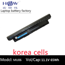 купить original battery 65WH For DELL 68DTP 312-1392 312-1433 49VTP 24DRM 312-1387 312-1390 0MF69 rechargeable battery дешево