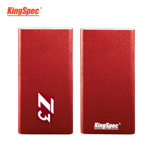 KingSpec External SSD Hard Drive 128 gb 120 gb USB 3.1 형-c Hdd 휴대용 Solid State 디스크 USB3.0 flash Drive Gift PC(China)