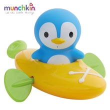 Игрушка для ванны Munchkin пингвин в жёлтой лодке 18+