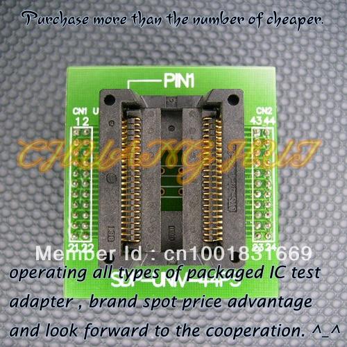 ФОТО PSOP44 to DIP44  SOP44 to DIP44 Programmer Socket psop44 adapter