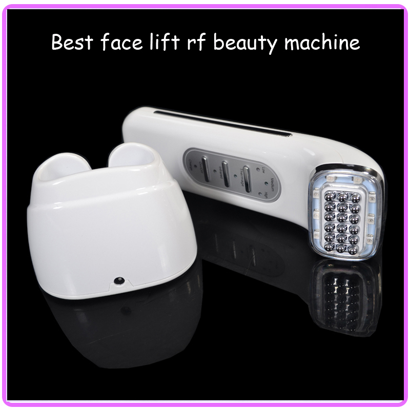 Portable Fractional RF Radio Frequency Dot Matrix Thermage Face Lift Skin Tightening Wrinkle Removal Beauty Machine portable fractional rf thermage skin tightening face lift anti aging dot matrix radio frequency facial machine