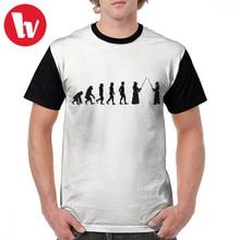 Kendo T Shirt Evolution T-Shirt Streetwear 100 Polyester Graphic Tee Man 4xl Fun Short-Sleeve Tshirt