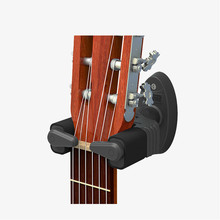 Aroma AH-85 Auto Universal Lock Hanger Guitar Hook Holder Wall Mount Ukulele Violin Mandolin Stand Rack Hook Automatic Locking