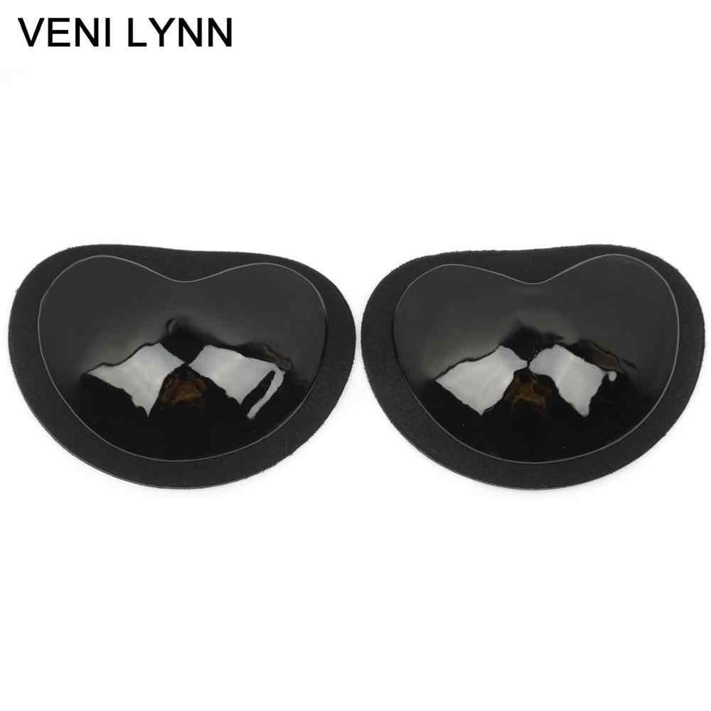 92a11e7323113 VENI LYNN Self-adhesive Push Up Breast Pads Removable Padded Foam Cups  Sticky Bra Inserts
