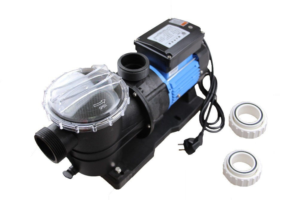 Stp 120 type sea water pump for swimming pool fish pond 0 for Pool pump for koi pond