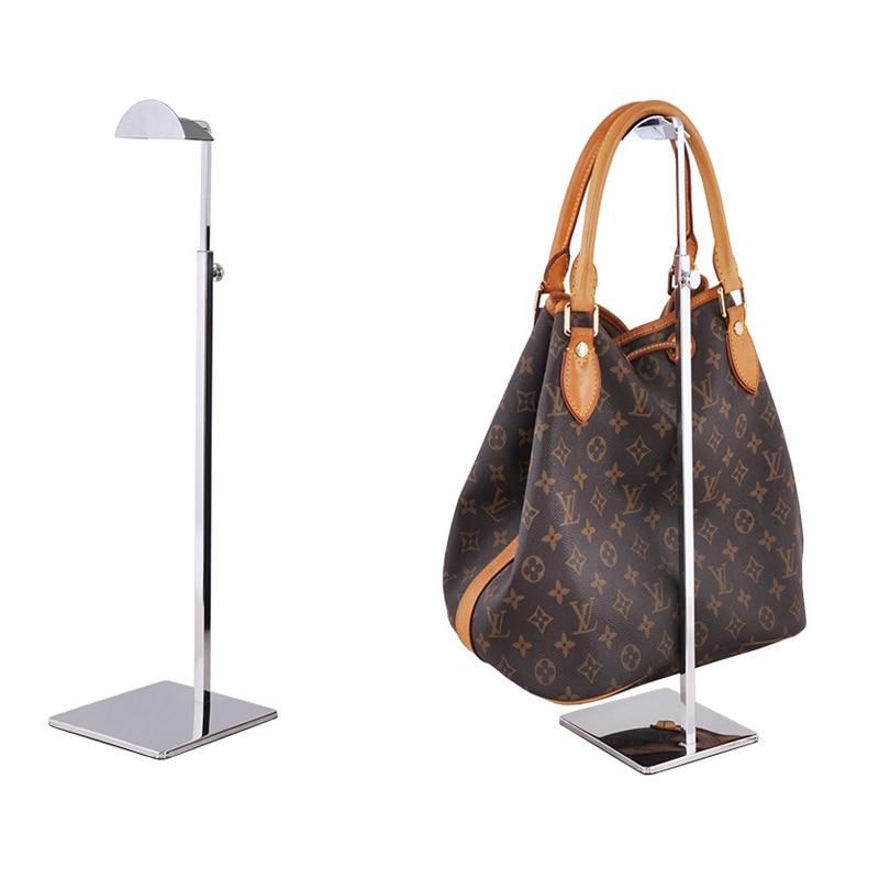 10pcs Lot Adjustable Metal Handbag Display Rack Women
