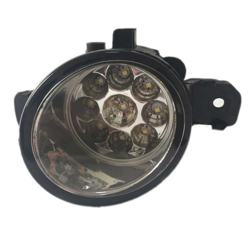 Voor Nissan Maart Micra K12 K13 2002-2016 9-Pieces Leds Fog lichten H11 H8 12 V 55 W Halogeen LED Fog Head Lamp auto-Styling