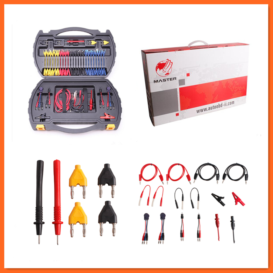 Manufacturer price diagnostic test kits car MT 08 lead testing kit Wiring Assistance Kit for auto wiring test kits simple wiring diagram site