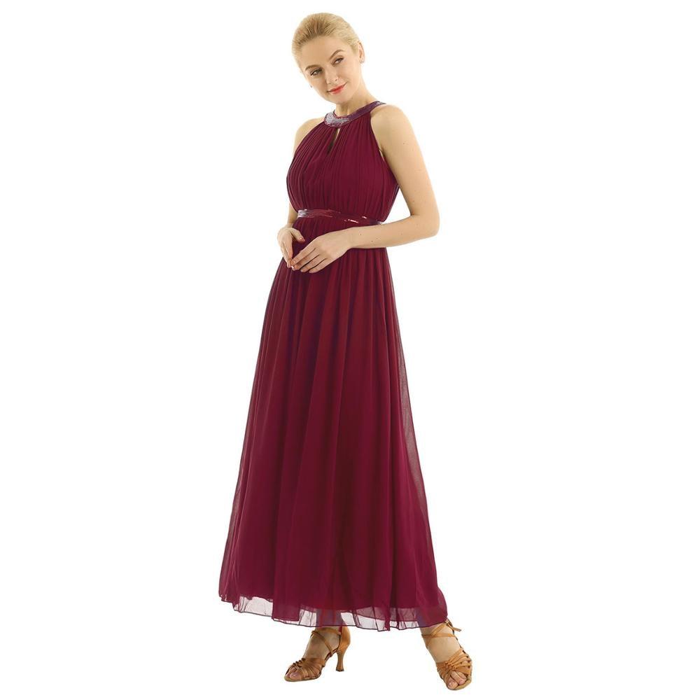 iefiel frauen damen abendkleid aushöhlen maxi kleider formales langes kleid  strand hochzeit vestidos abend geburtstag party kleid