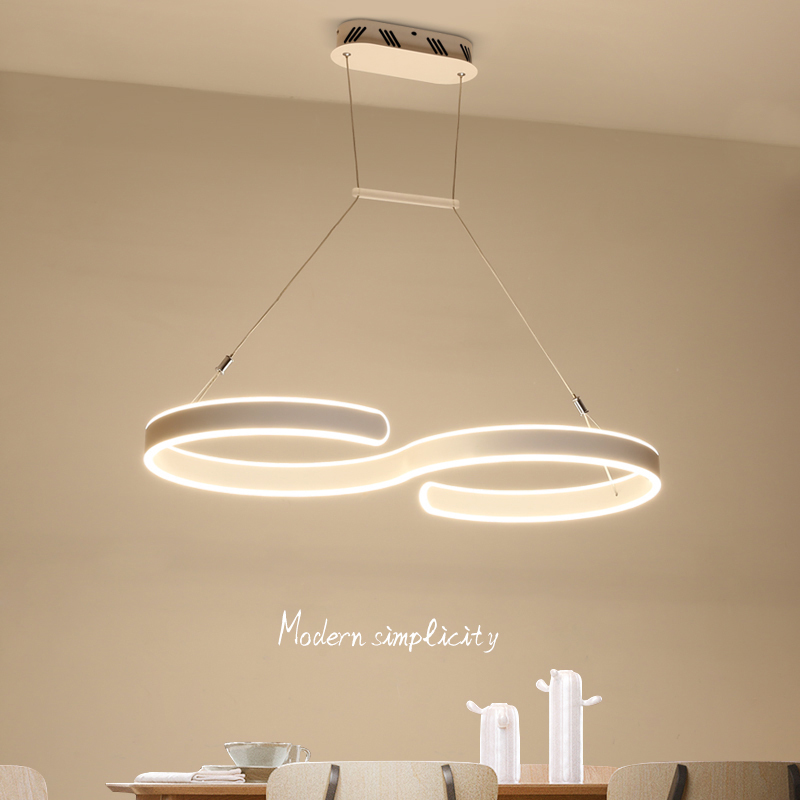 Modern Led Pendant Lights Lamparas lampe Hanging Ceiling Lamp Coffee Dining Room Restaurant Deco Avize Home Lighting Luminaire 2016 new luminaire lamparas pendant lights modern fashion crystal lamp restaurant brief decorative lighting pendant lamps 8869