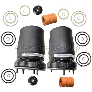Image 2 - AP03 4PCS Front Rear Left Right Air Suspension Spring For BMW X5 E53 2000 2006 37116757502 / 3711676144 37116757501 37126750355