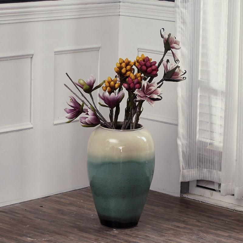 large vase for living room rearrange my furniture european jingdezhen ceramic floor pottery modern fashion hotel villa flower arrangement amazing deals