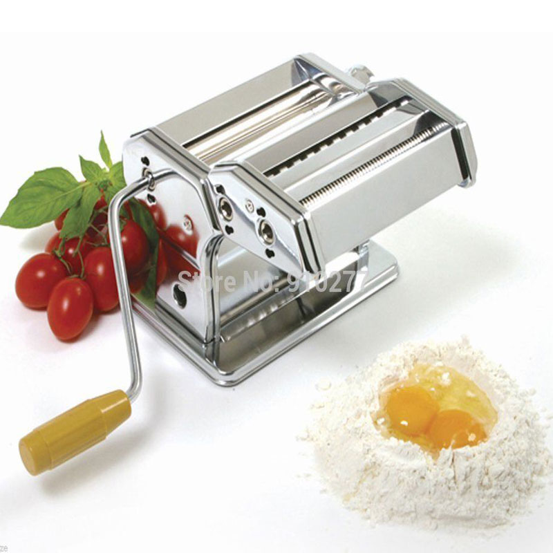 PASTA MAKER STAINLESS STEEL 150MM (6
