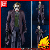 100% Original BANDAI Tamashii Nations S.H.Figuarts (SHF) Action Figure Joker (The Dark Knight) from The Dark Knight