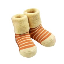 Toddler Baby Warm Thick Socks Cotton Cartoon Non-slip Ankle Socks 0-12 Months