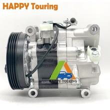 CAR AC Compressor For SUZUKI SWIFT SX4 95201-63JA1 95201-63JA0 V08A1AA4AG D4302917 9520163JA1 9520163JA0 цена
