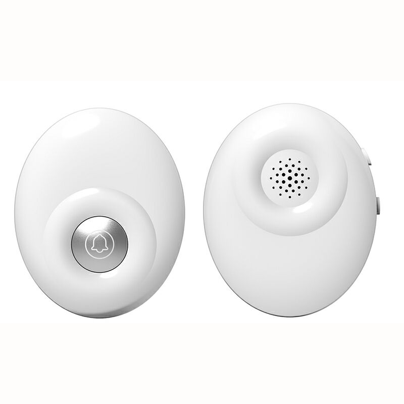 Jeatone Wireless doorbell Self-generating  Doorbell through the wall of your home with long distance intelligent remote control jeatone wireless doorbell self generating doorbell through the wall of your home with long distance intelligent remote control