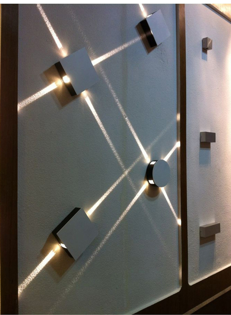HTB1E60Tr1uSBuNjy1Xcq6AYjFXa1 - Modern creative aisle round square wall lamp bedroom bedside corridor staircase hotel project LED indoor light