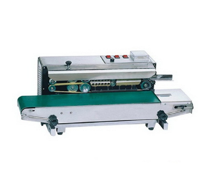 Semi Automatic Continuous Aluminum Bag Sealing Machine