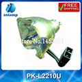 Lâmpada desencapada compatível atacado PK-L2210U para DLA-RS40 DLA-RS40U DLA-RS45 DLA-RS45U DLA-RS50 DLA-RS60