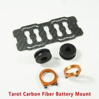 China Factorys Quadcopter Tarot 6 Axis Rack Carbon Fiber Battery Holder Mounting Set Tarot650 680 Drone