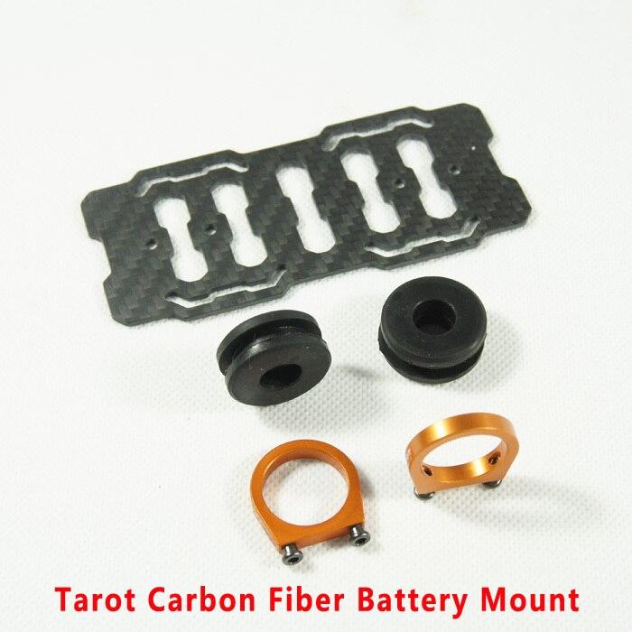 Tarot Battery mount Quadcopter kit Tarot carbon fiber Battery Holder Mount plate tarot 650 680 font