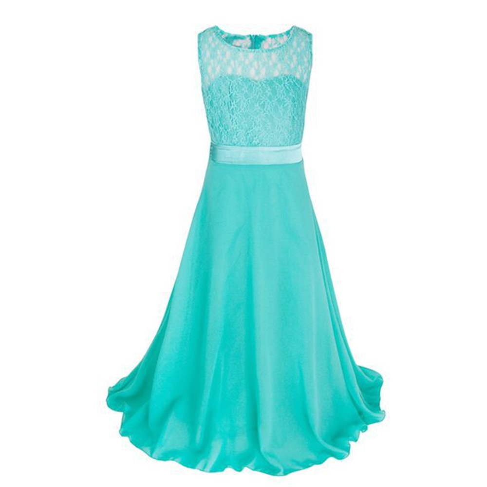 Kids Prom Dresses Girls Costume Elegant Party Princess Dress ...