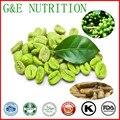 500 mg x 200 pcs Verde do feijão de café Cápsula frete grátis