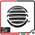 For Harley Sportster 883 1200 XL Motorcycle Accessories Cover With Logo CNC Deep Cut Timer Cover White