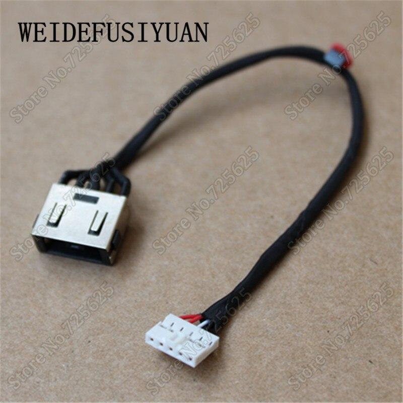 ACDC Power Jack Connecteur avec Câble Prise pour Lenovo G50 G50-30 G50-40 G50-45 G50-70 G50-80 G40-70