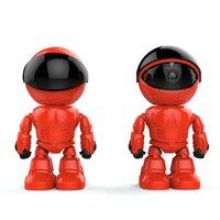 DOITOP Mini Smart IP Robot Camera 960P HD WIFI Two Way Voice Recording Alarm Night Vision