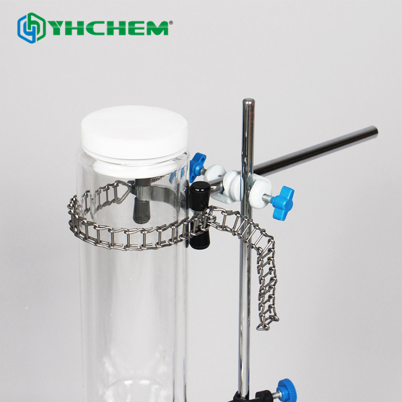 cold trap for vacuum pump or short path distillation system