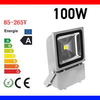 100w Led Flood Light 85 265v Waterproof IP65 Outdoor Lighting Lamp White Warm White Blue Green