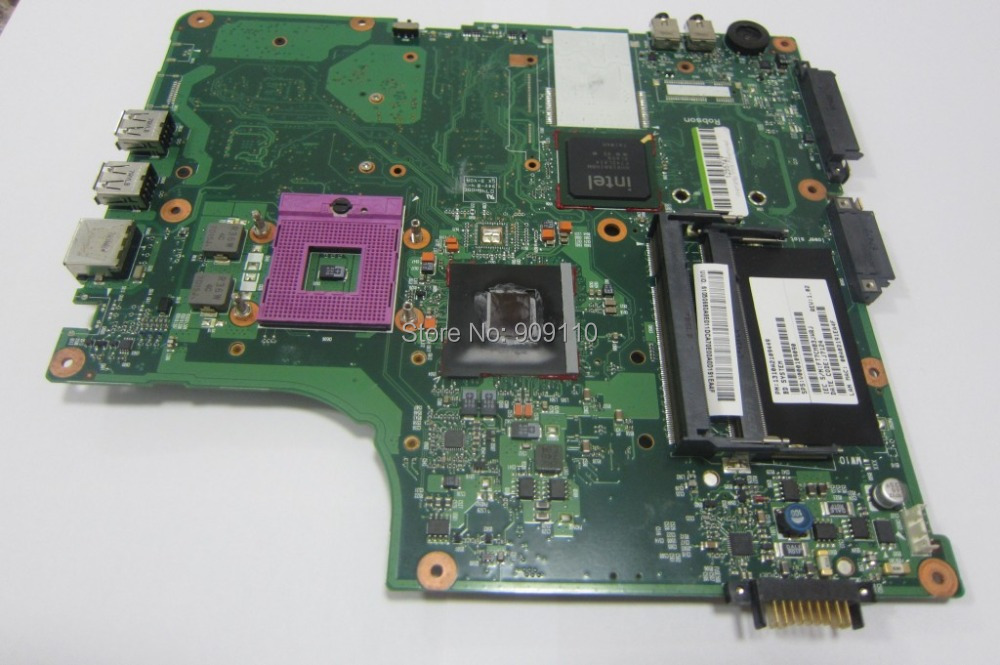 A200 A205 integrated motherboard for Toshiba laptop A200 A205 V000109090