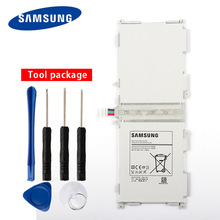 Original Samsung High Quality EB-BT530FBE Battery For Samsung GALAXY Tab4 Tab 4 SM-T530 T531 T535 T533 T535 T537 6800mAh beautiful gitf new slim smart sleep cover case for samsung galaxy tab4 10 1 sm t530 t535 free shipping jan16